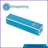 Metal Lipstick USB External Backup Power Bank