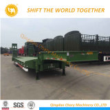 Manufactures 3axles Low Bed Semi Trailer Trailers Cheapest Price