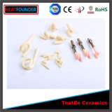 Pink Ceramic Yarn Guide for Textile Machine