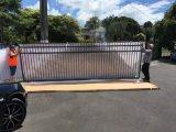 Hot Sale Powder Coated Fence Decorative Aluminum Fence Panels