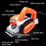 720W Electric Portable Wood Planer 82*2mm Electric Planer