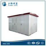 33kv 630kVA Outdoor Three Phase Electrical Mobile Substation