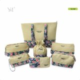 Direct Factory Supply Necessarie Cosmetic Bag Set for Travel