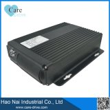 Mobile DVR CCTV Digital 1080P 720p Ahd Full Real-Time Mdvr 4 Channel HDD Storage