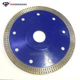 Turbo Rim Diamond Saw Blade Disc for Hard Stone