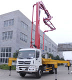 Model Jf5210thb-33 Series 33 Meters Truck-Mounted Concrete Boom Pump