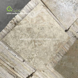 White/Yellow/Rusty/Coffee/Light Coffee/Beige/Grey Travertine Stone for Hotel Wall Tile or Stairs