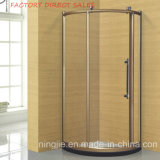 Tempering Glass Shower Enclosure with Basin (A-863)