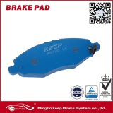 Low Metal Brake Pad for Toyota Hilux Pickup