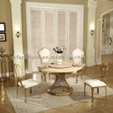 Modern Luxury Round Marble Top Living Room Furniture