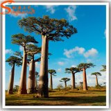 Evergreen Ornamental Decorative Plant Artificial Baobab Tree