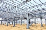 Light Frame Hangar Metallique Seismic Steel Tube Structures
