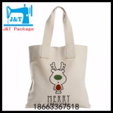Customized Cotton Bag / Promotional Bag / Ecology Cotton Bag with Cotton Long Handle Hot Price