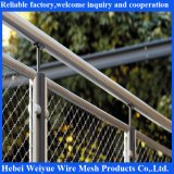 Wholesale Stainless Steel Suspension Bridge Railing Wire Rope Netting