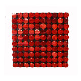 Shimmer Patent Disc Sequin Wall Decorative Wall Tile