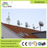 Ku Band 60cm Offset Satellite Dish Antenna (Ground mount2)