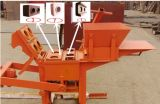 Qmr2-40 Manual Cement Concrete and Soil Interlocking Brick Making Machine