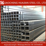 S235jr Pre/Hot Dipped Galvanized Welded Rectangular/Square Steel Pipe/Tube/Hollow Section