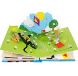 Rts in Store 3D Pop up Book
