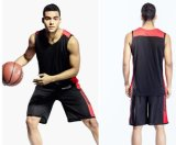 Breathable Polyester / Nylon Basketball Sportswear for Adult