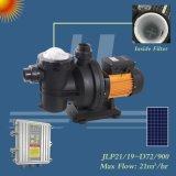 900W 1HP BLDC Solar Swimming Pool Pump System for Circulation, Anti-Chlorine