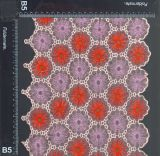 Free Sample Available Cheap Embroidery Lace Fabric