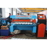 China Manufacturer Metal Roof Cutting Roof Tile Making Machine Video