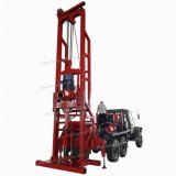 Water Well Reverse Circulation Drill Rig on Vehicle