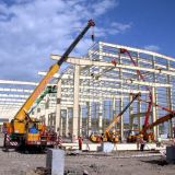 Prefabricated Design Building Steel Structure for Warehouse/Workshop with Best Price
