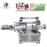 Automatic Double Side Labeling Machine Flat Square Bottle Sticker Packing Machine