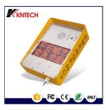 Knzd-33 VoIP Railway Telephone Security Protection Phone