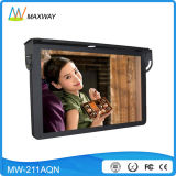 Network Andriod OS WiFi 3G 4G 21.5 Inch Car/Bus TV LCD Monitor 24V (MW-211AQN)