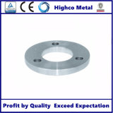 Stainless Steel Round Base for Stair Oval Cover Plate