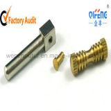 Brass Lathing Part for Auto Parts