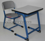 Modern Compact Laminate School Desk Chair Cheap School Furniture