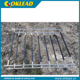 Easy Self Assembly Steel Roof Rackm (RR22)