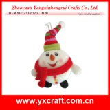 Christmas Decoration (ZY14Y12-2 18CM) Christmas Price Christmas Gift Item