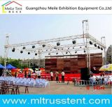 Stage Truss Display Equipment with Lighting and Speaker