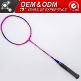 Sporting Professional Graphite Badminton Racket Carbon Fiber Products