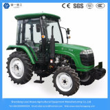 Electric Start Agriculture Used Farm Big 4wheel Diesel Farm Tractors