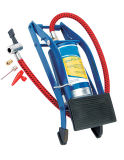 Household Foldable Auto Tool of Foot Pump, Pump (ST3022)