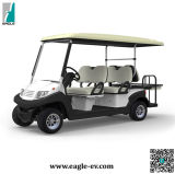 Electric Golf Carts, with Rear Foldable Seat, 2014 New Model, Eg204aksz
