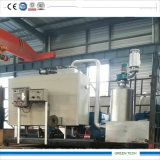 Fully Continuous Tyre Pyrolysis Plant 1ton Capacity