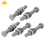 M27X110 Stainless Steel High Strength Hex Bolt with Nut