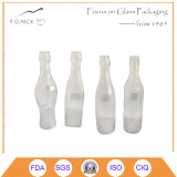 500ml Square Glass Flip up Bottle