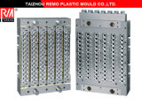 72-Cavity Pet Preform Mold with Shut-off Nozzle