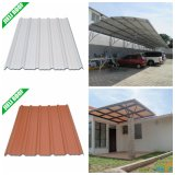 UPVC Material Plastic Conservatory Roof Tiles Price