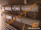 Conical Twin Screw Barrel for Sheet