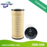 Oil Filter Producer Auto Fuel Filter for Caterpillar Engine 1r-0756