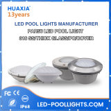 IP68 12V PAR56 Under Water LED Swimming Pool Light for 300W Halogen Lamp Replacement with Housing